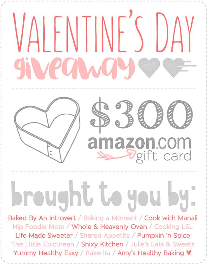Valentine's Day Giveaway 2015