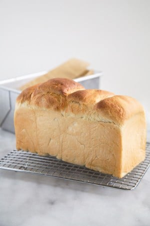 Japanese Milk Bread | the little epicurean