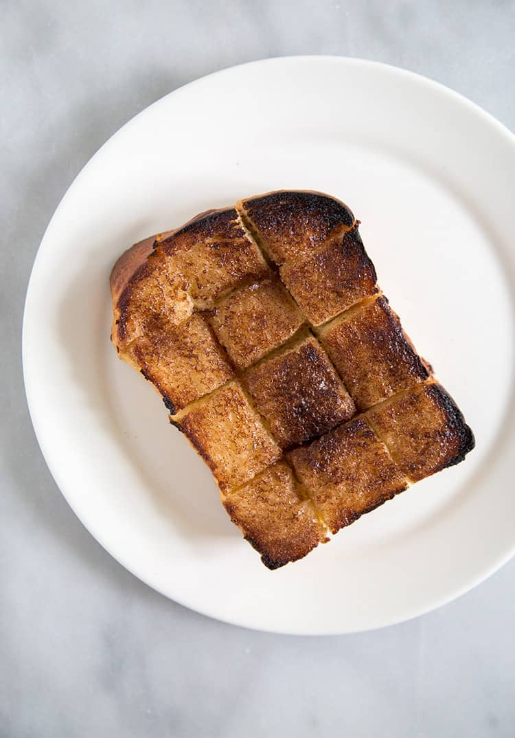 Sugar Cinnamon Bread Cinnamon Sugar Milk Bread