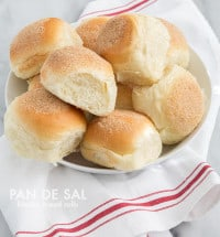 Pandesal (Filipino Bread Rolls) | the little epicurean