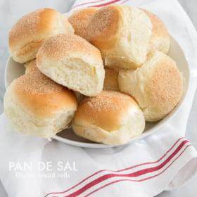Pandesal (Filipino Bread Rolls) | the little epicurean