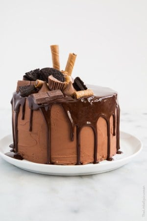 Death by Chocolate Cake