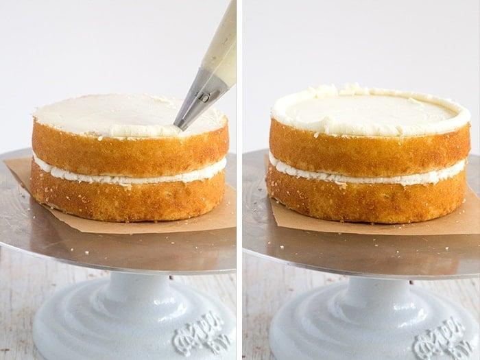 Rosemary Lemon Cake The Little Epicurean