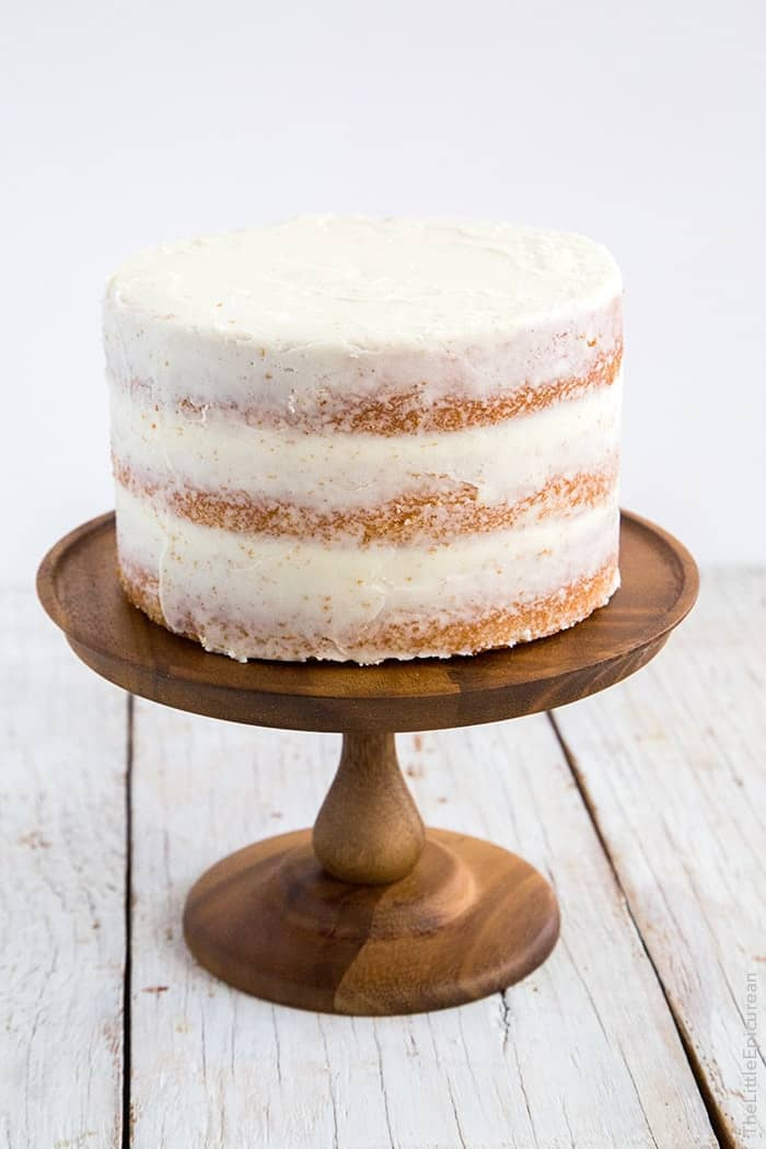 Rosemary Lemon Cake