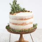 Rosemary Lemon Cake