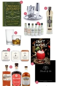 Gift Guide: For the Budding Mixologist