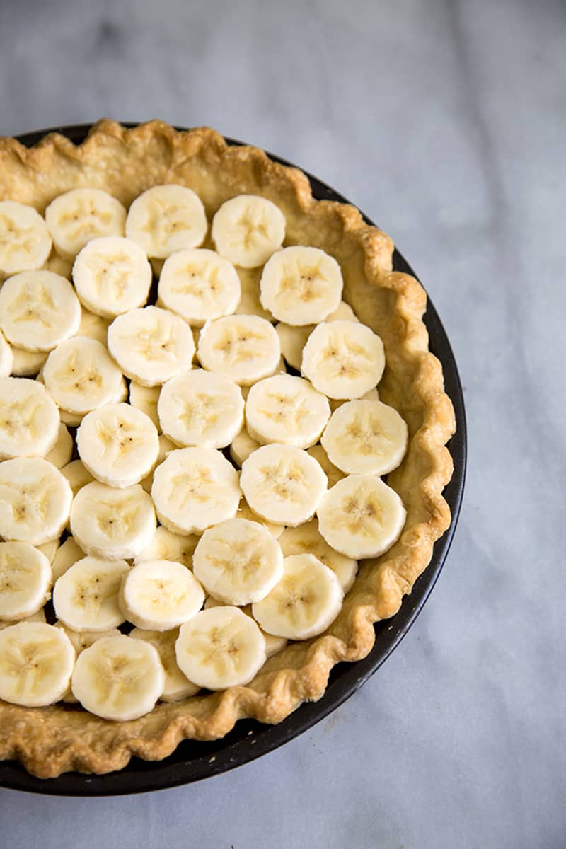 Banana Truffle Pie