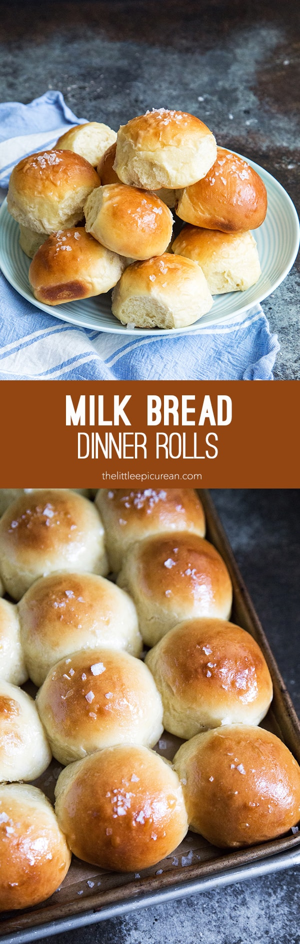 Milk Bread Rolls