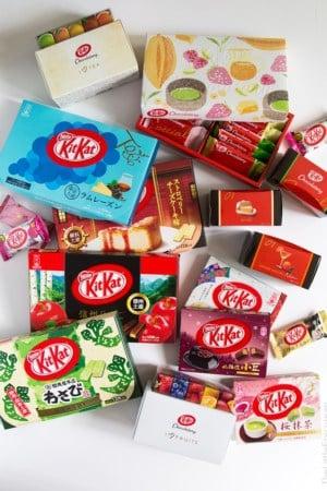 Japanese Kit Kats | the little epicurean