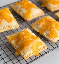 Ham and Cheese Breakfast Tarts