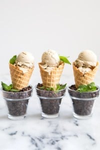 Mint Mojito Coffee Ice Cream