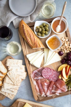 Charcuterie and Cheese Board + Wine Pairing Tips