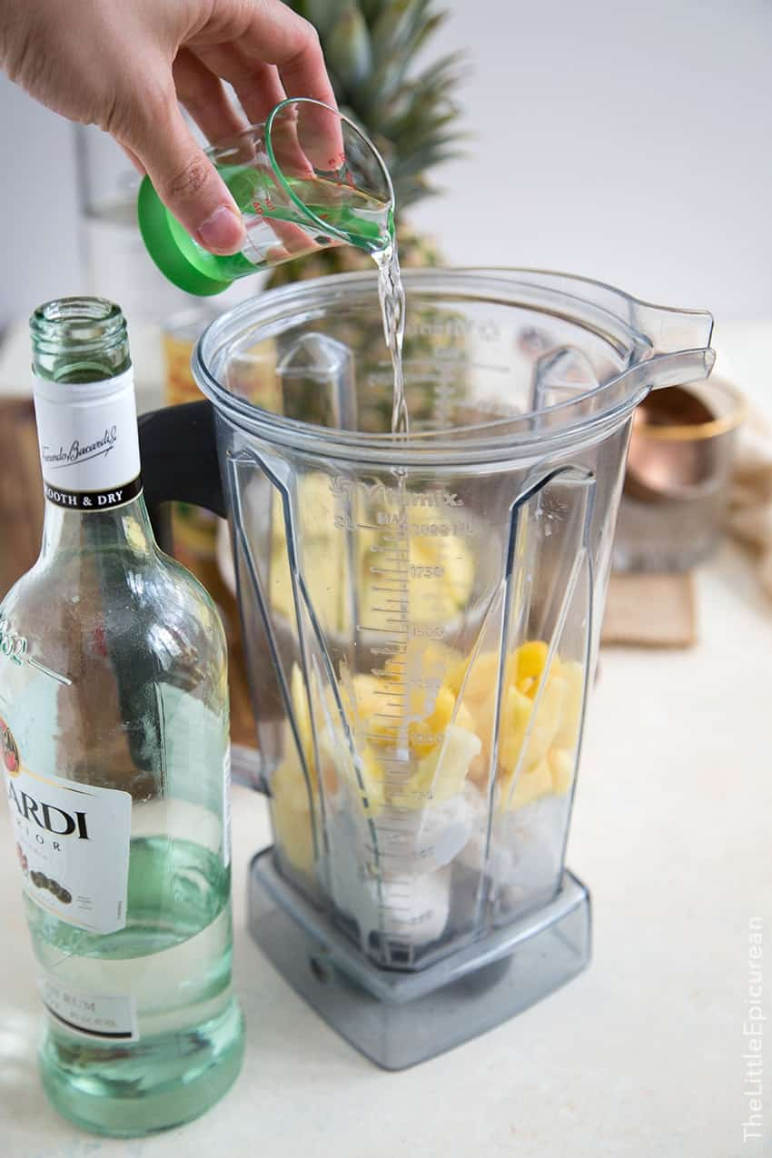 Pineapple Frozen Alcoholic Drink Recipes