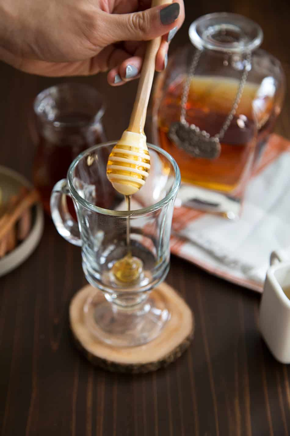 Out of all the holiday cocktails, the hot toddy is my favorite. I can ...