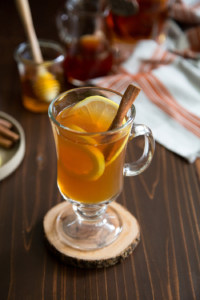 Spiced Hot Toddy