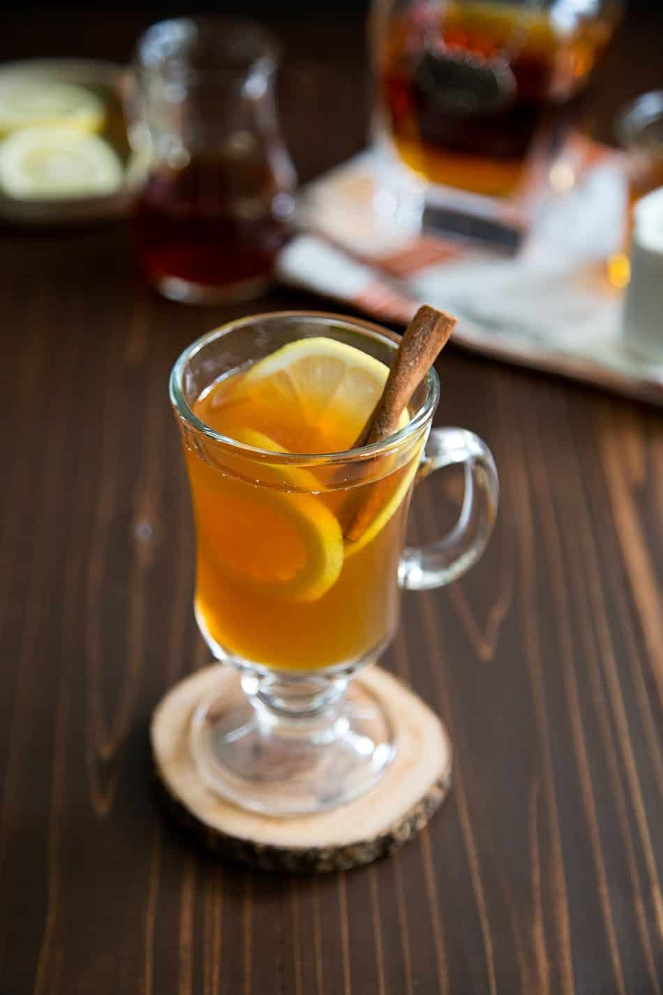 Spiced Hot Toddy- The Little Epicurean
