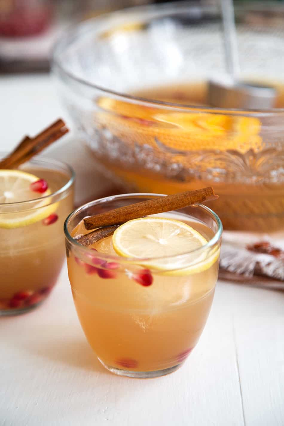 Apple Ginger Punch