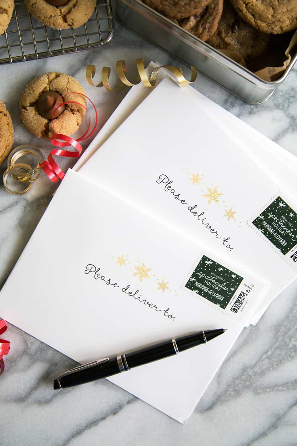 Christmas Cards + Tiny Prints Giveaway- The Little Epicurean