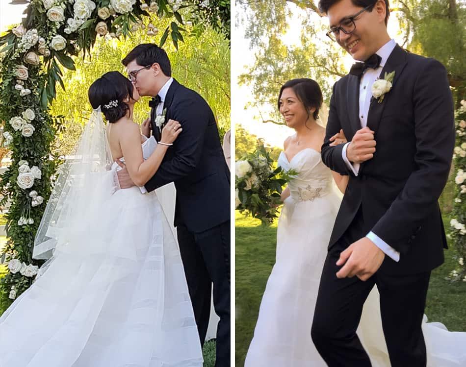 The Little Epicurean Wedding