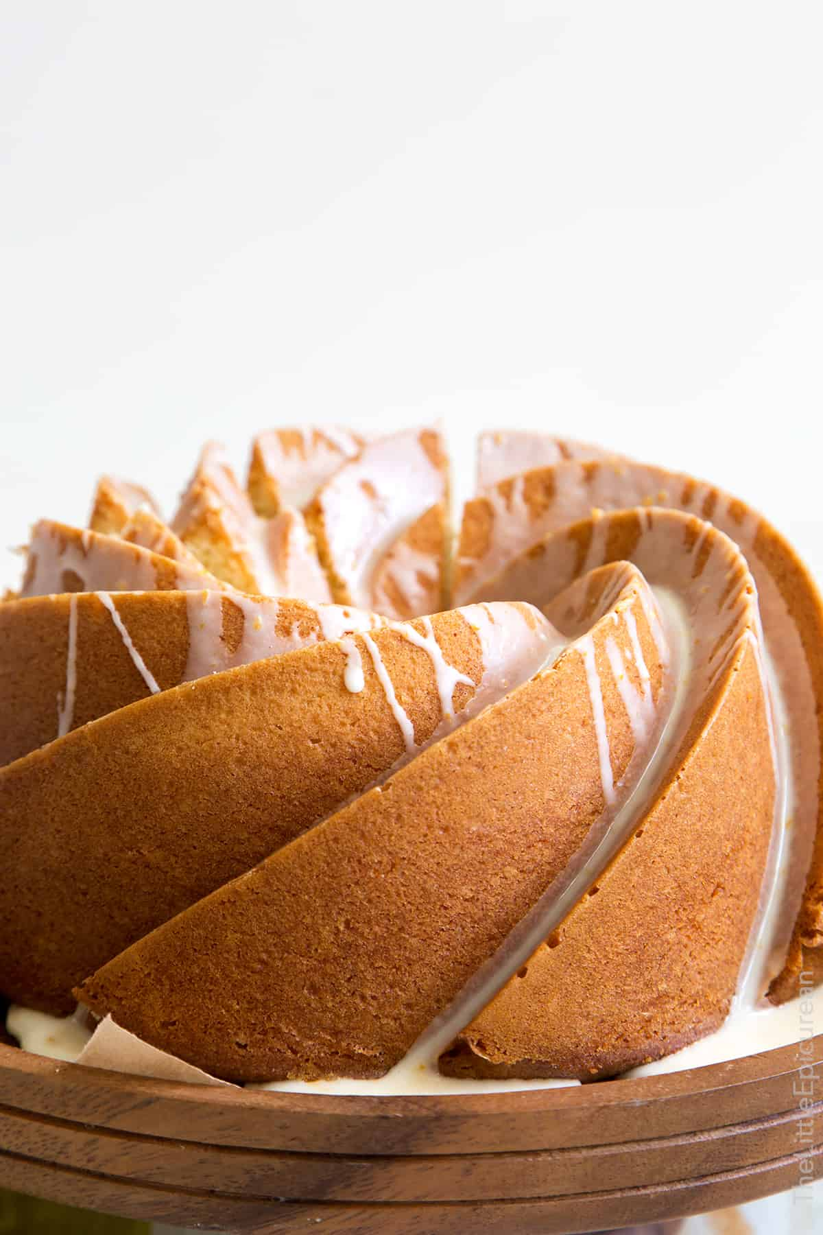 Orange Buttermilk Bundt Cake