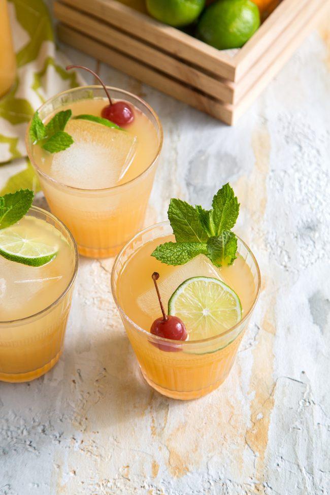 Citrus Rum Punch