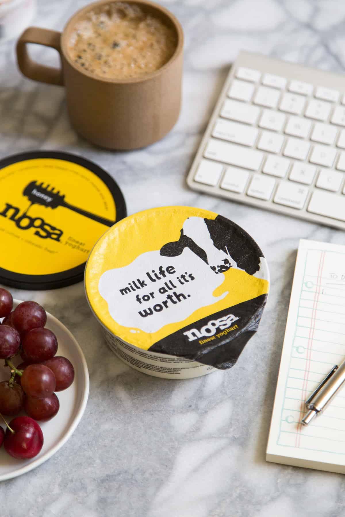 Noosa Yoghurt Breakfast