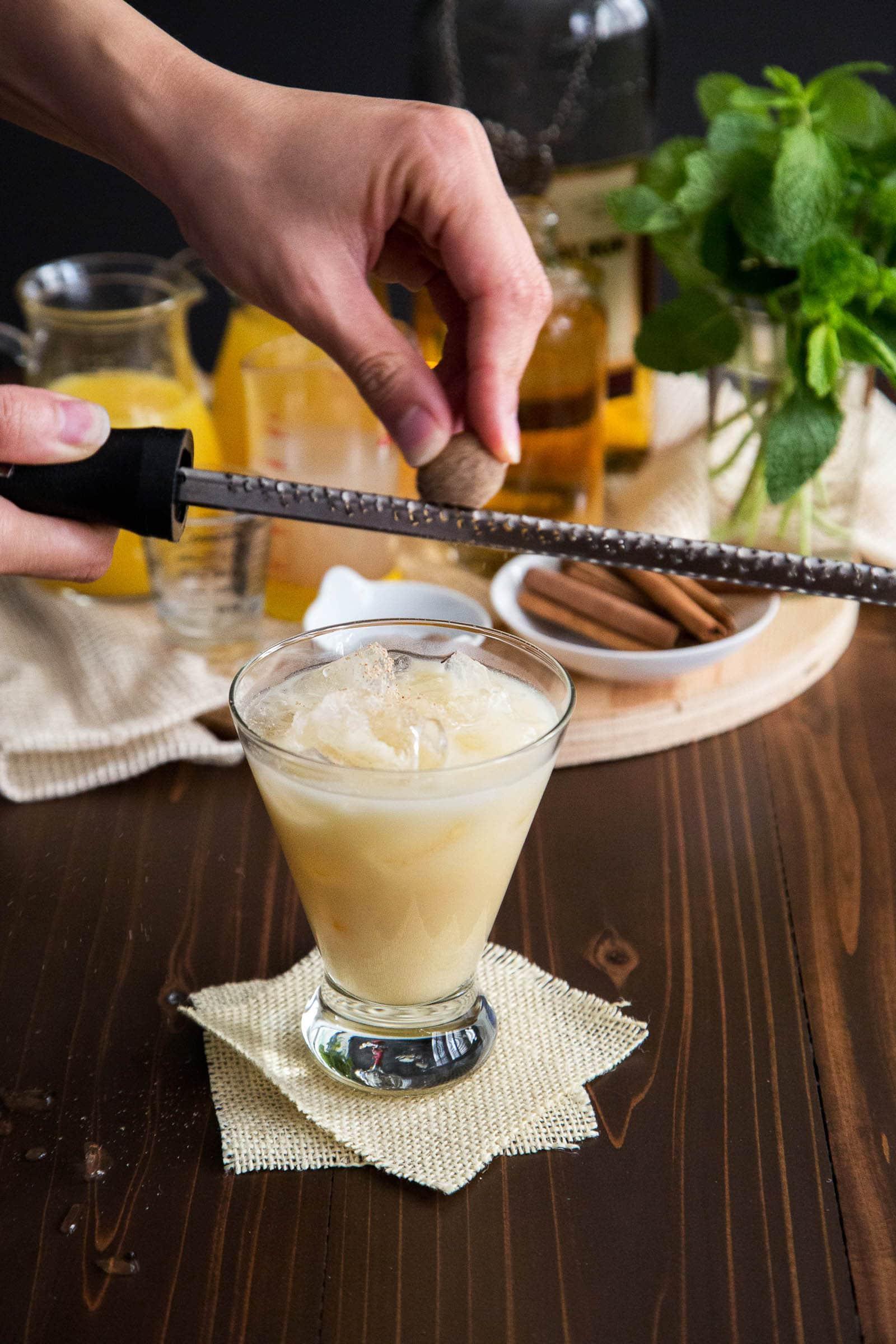 Tiki Tiki Tiki Tiki Tiki Cocktail