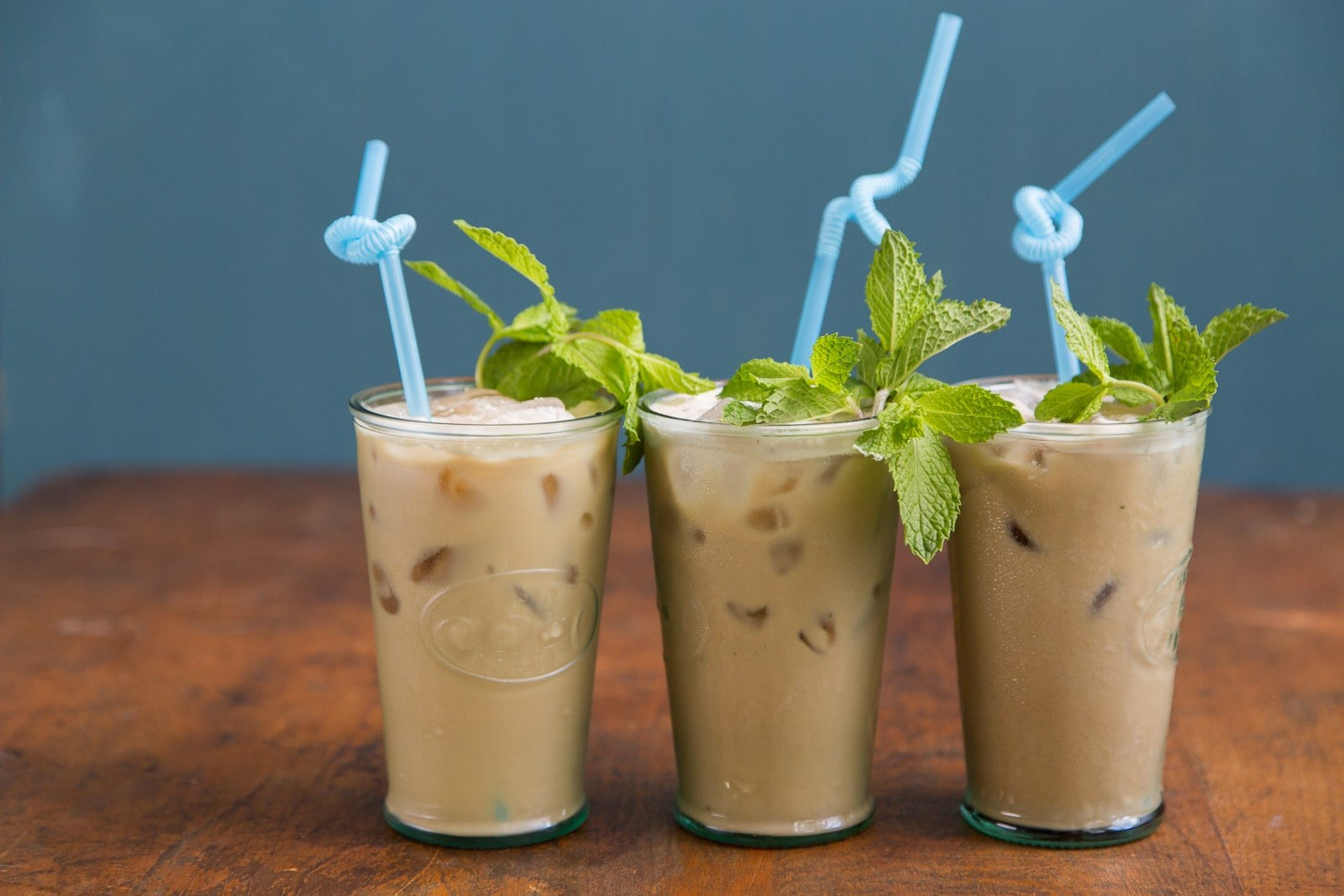 MINT MOJITO COFFEE