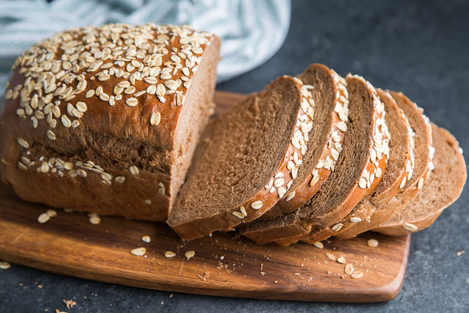 Stout Bread Loaf