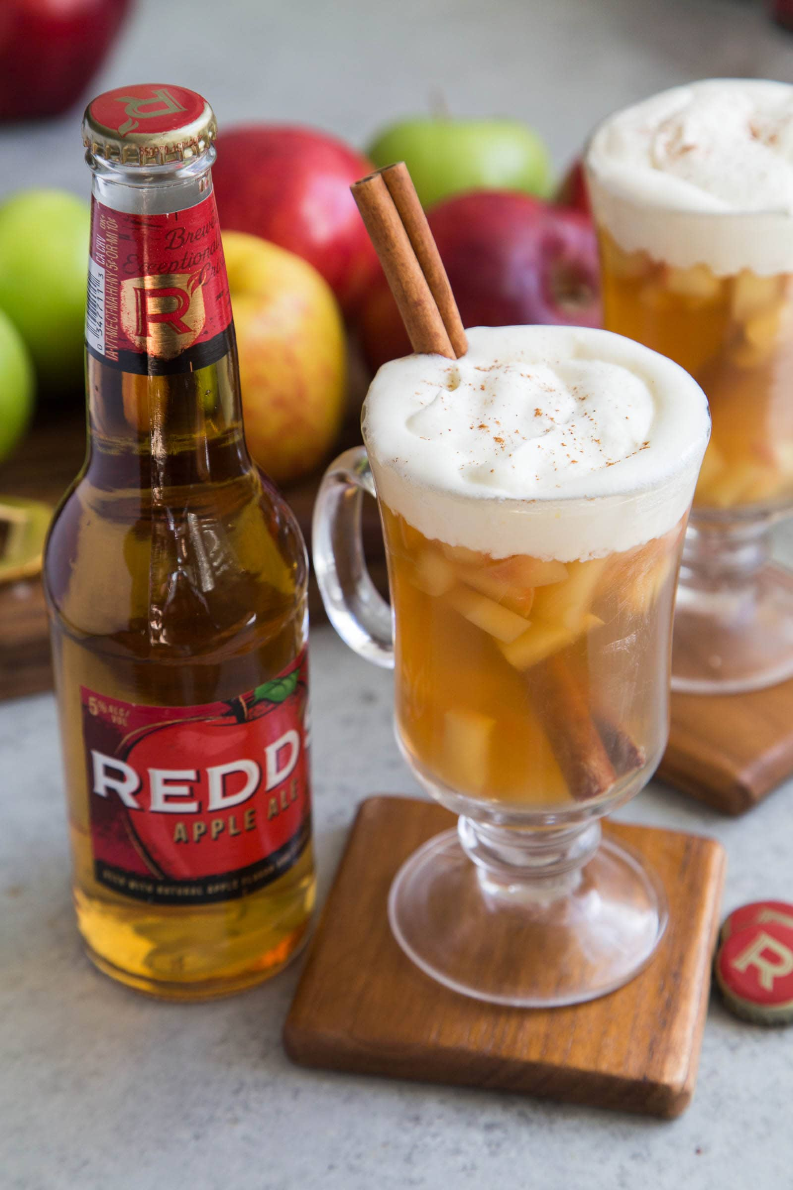Redd's Apple Winter Warmer