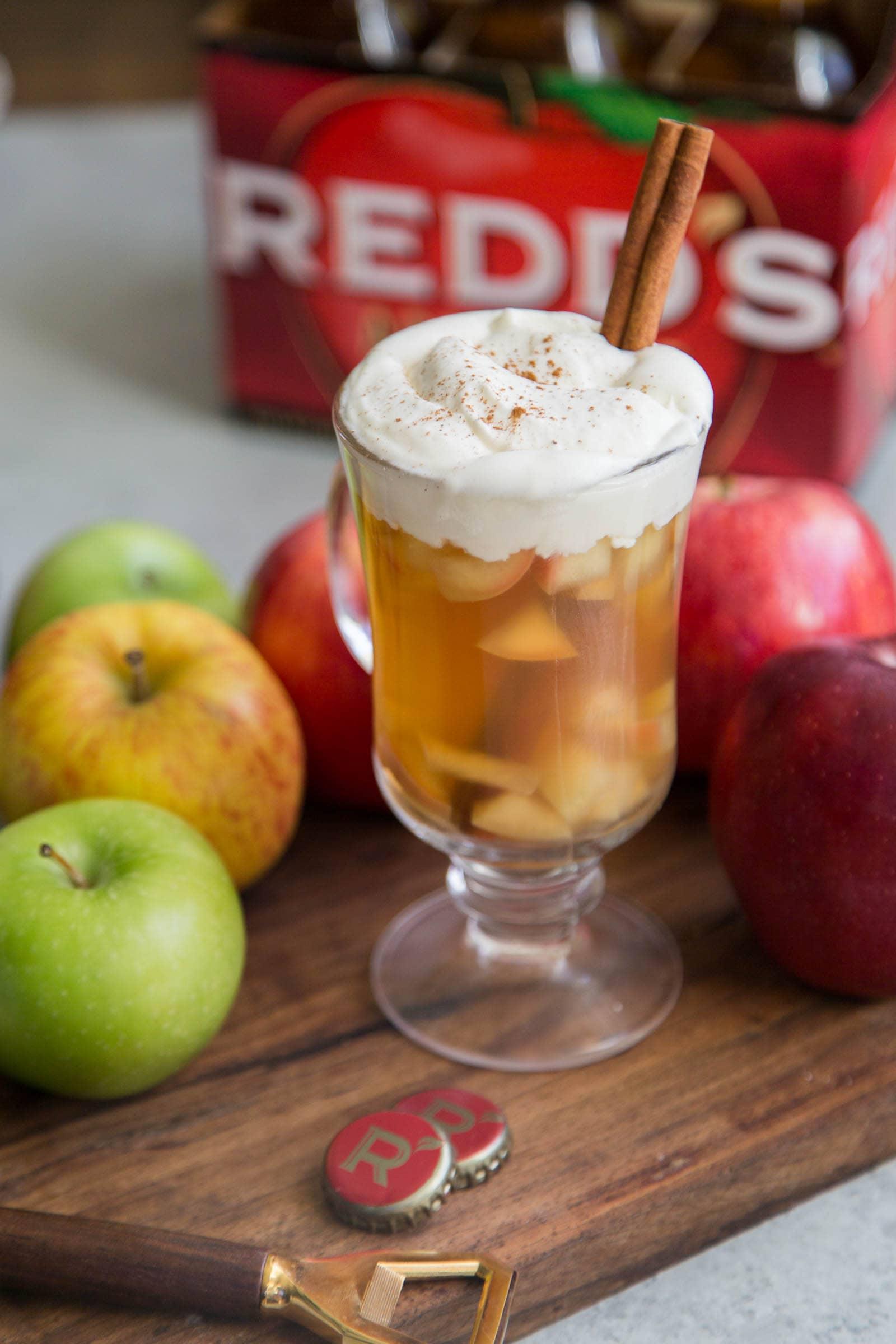 Redd's Apple Winter Warmer