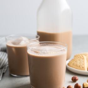 Cacao Hazelnut Milk