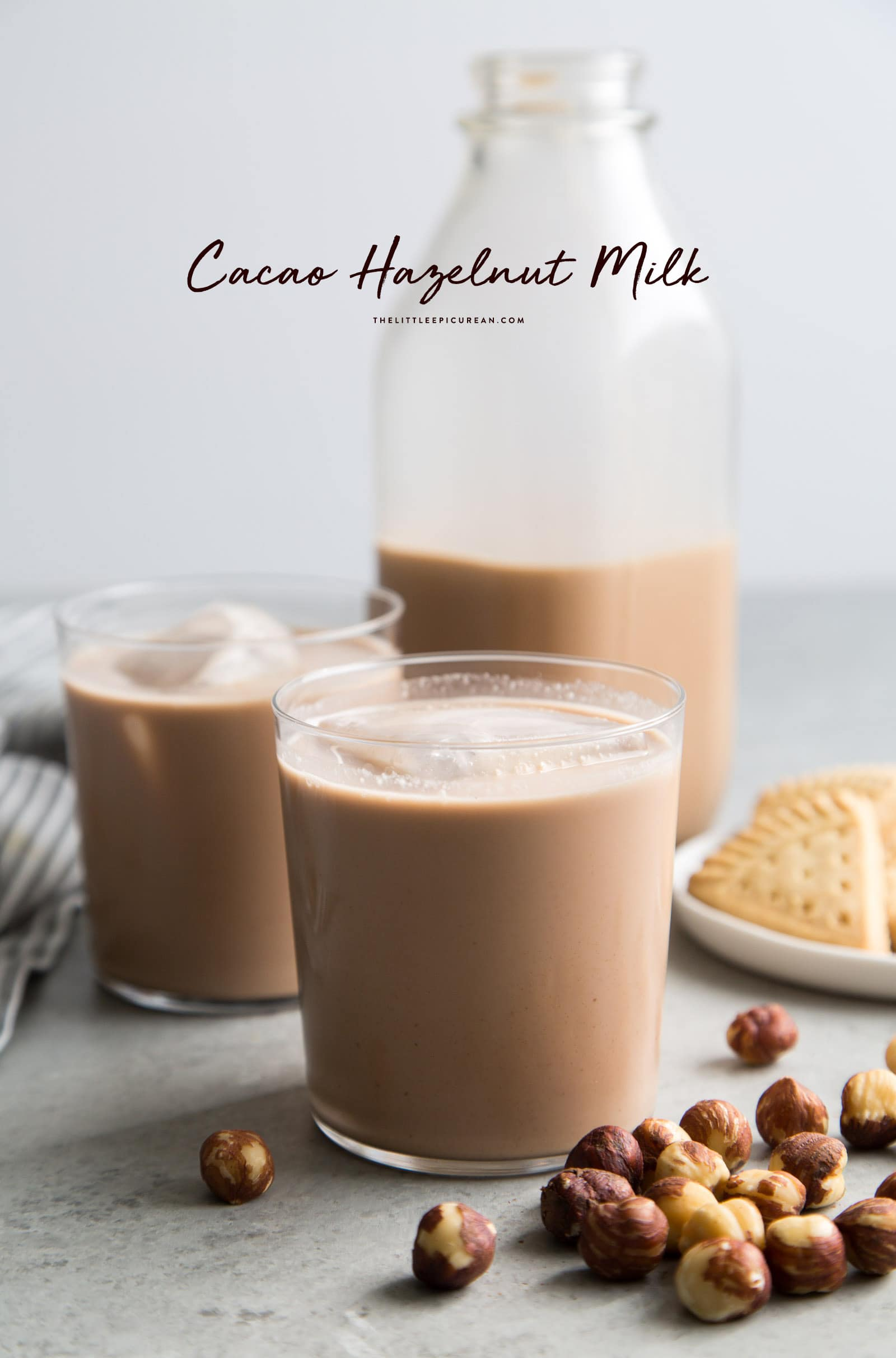 Cacao Hazelnut Milk