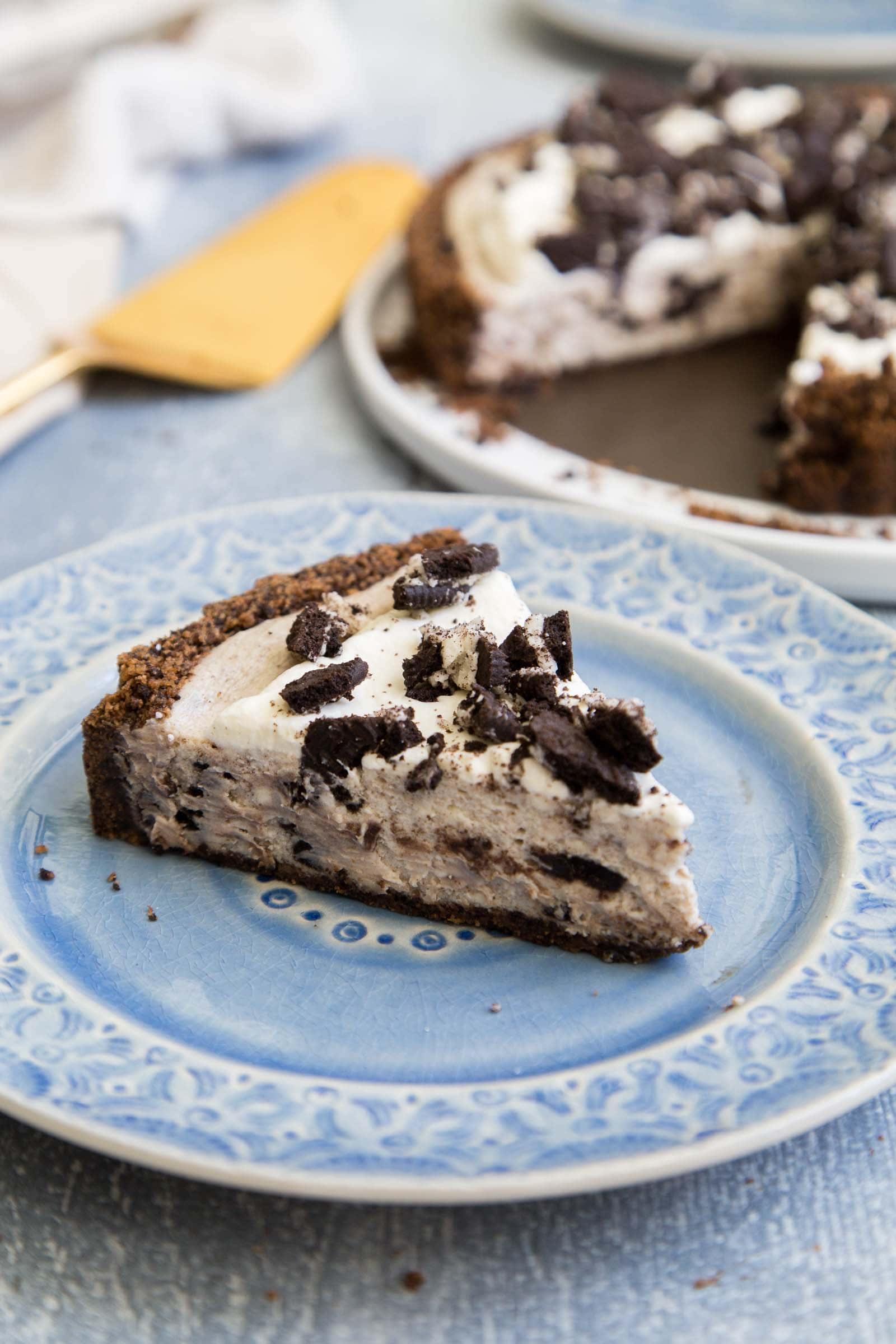 Oreo Cheesecake Tart