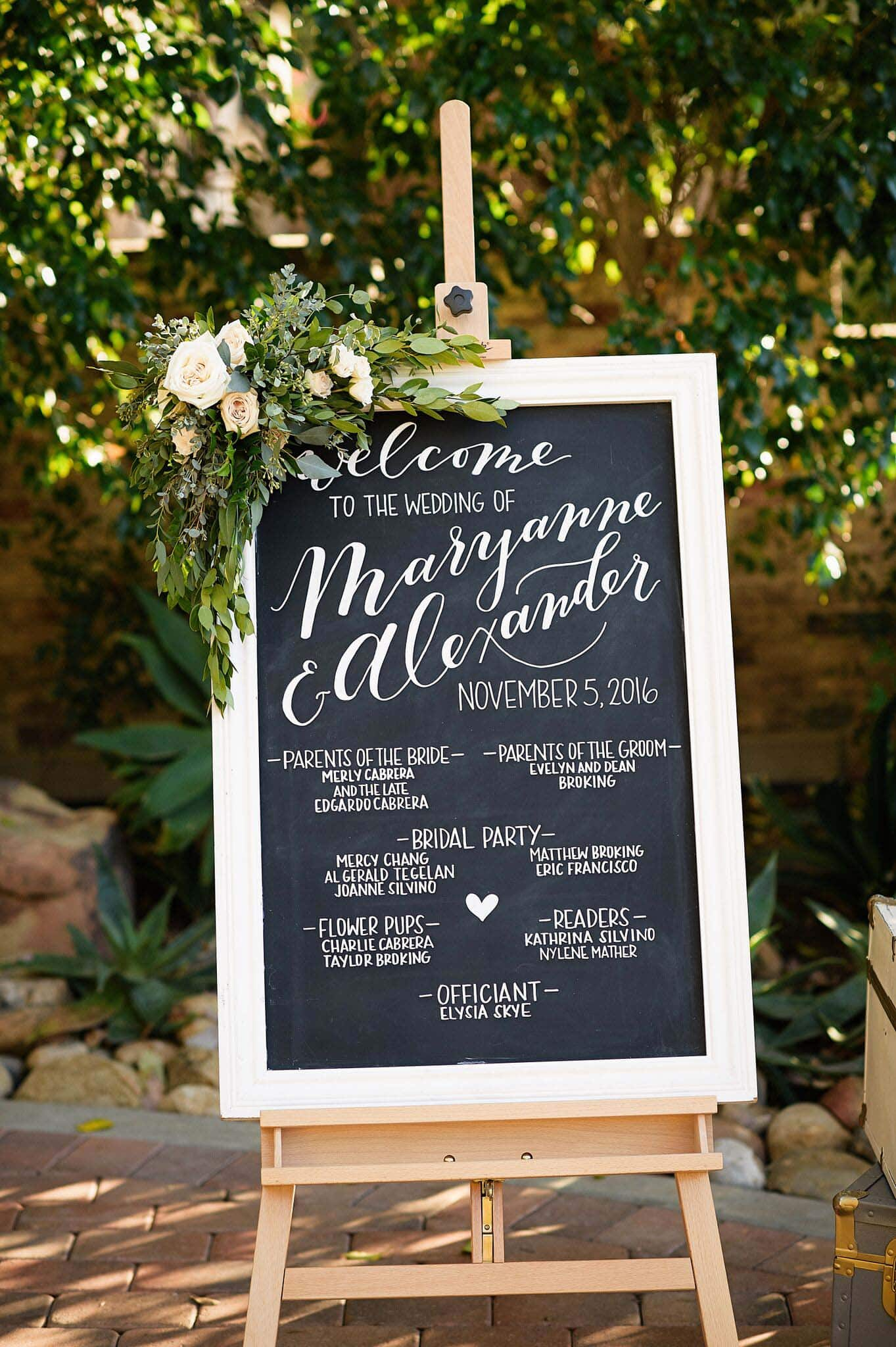 Hummingbird Ranch Wedding