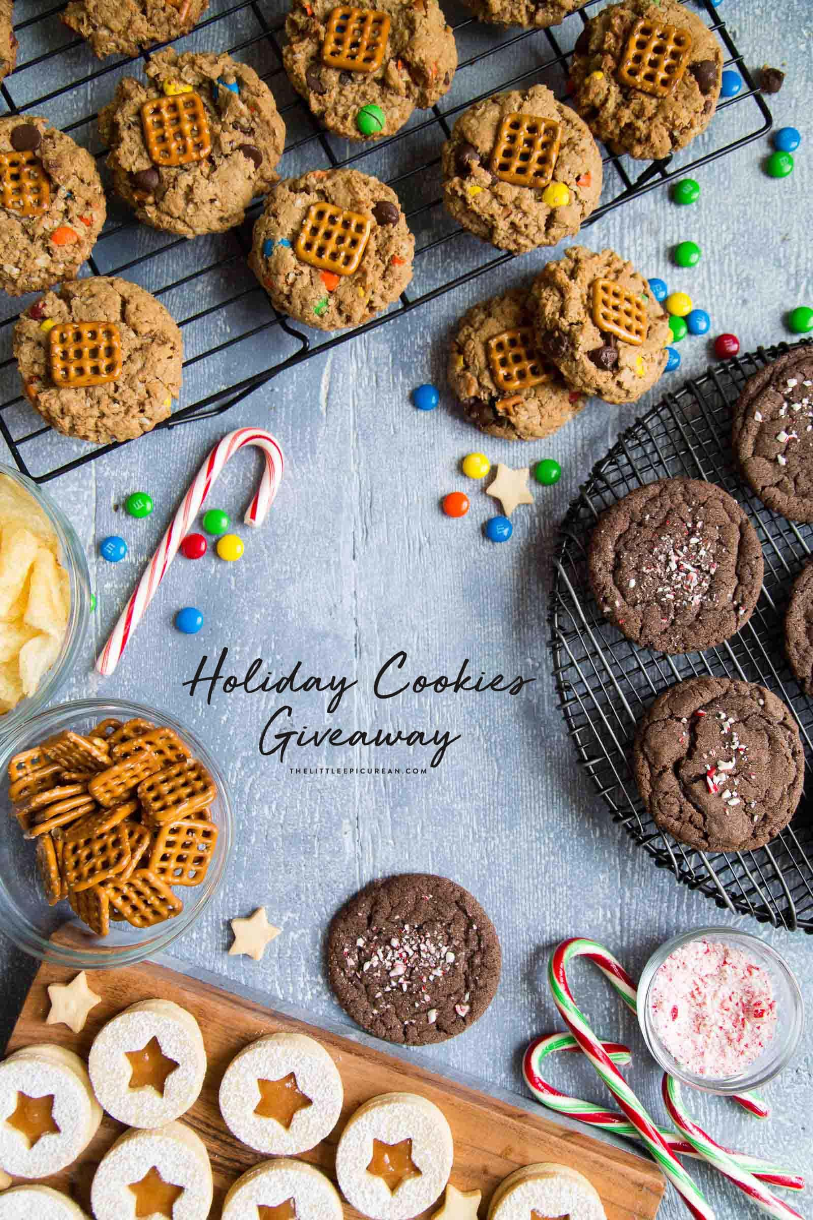 Holiday Cookies Giveaway
