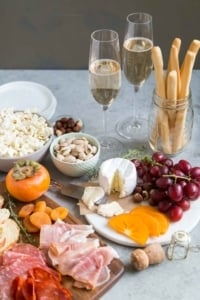 Sparkling Wine Food Pairing