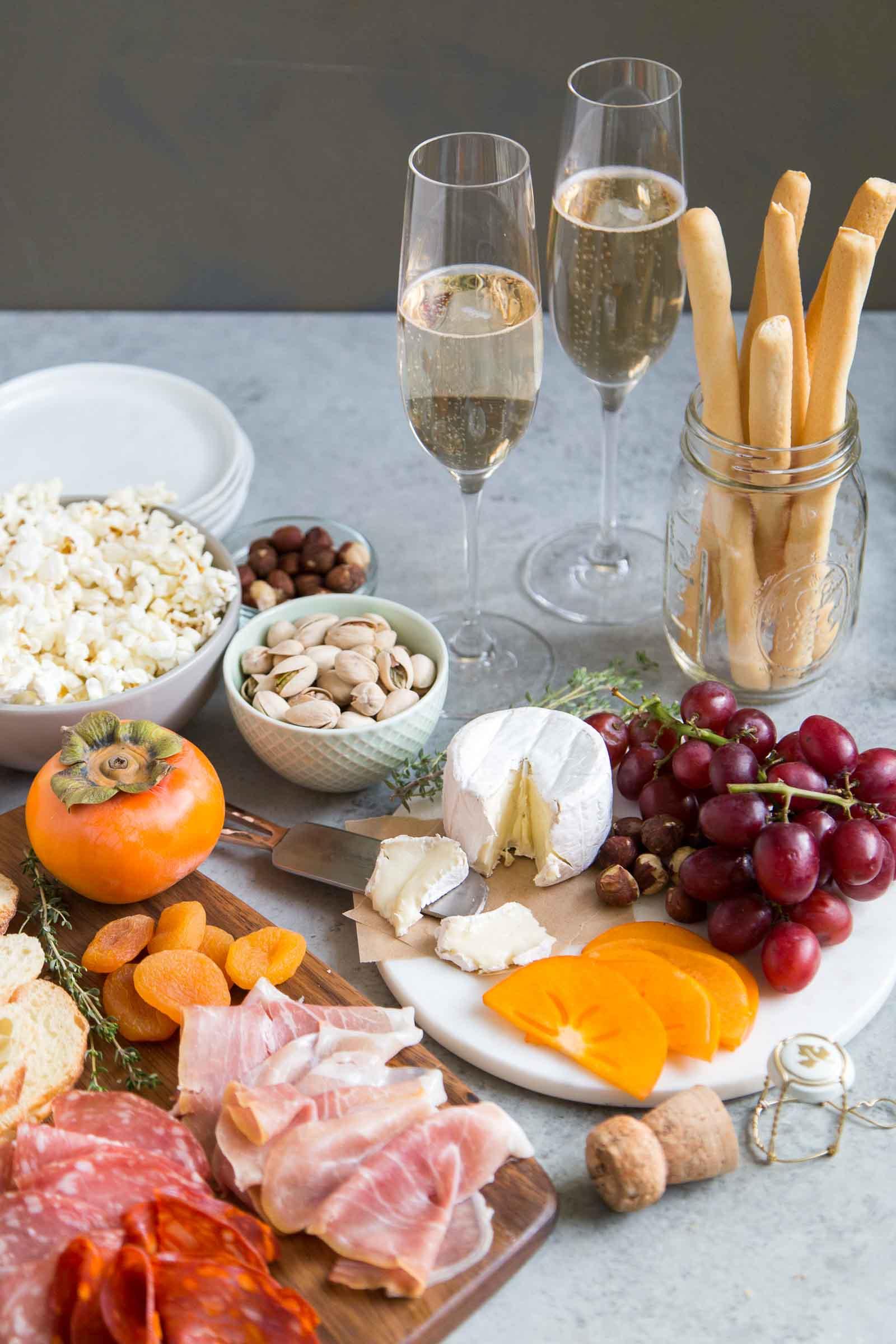 Sparkling Wine Food Pairing The Little Epicurean