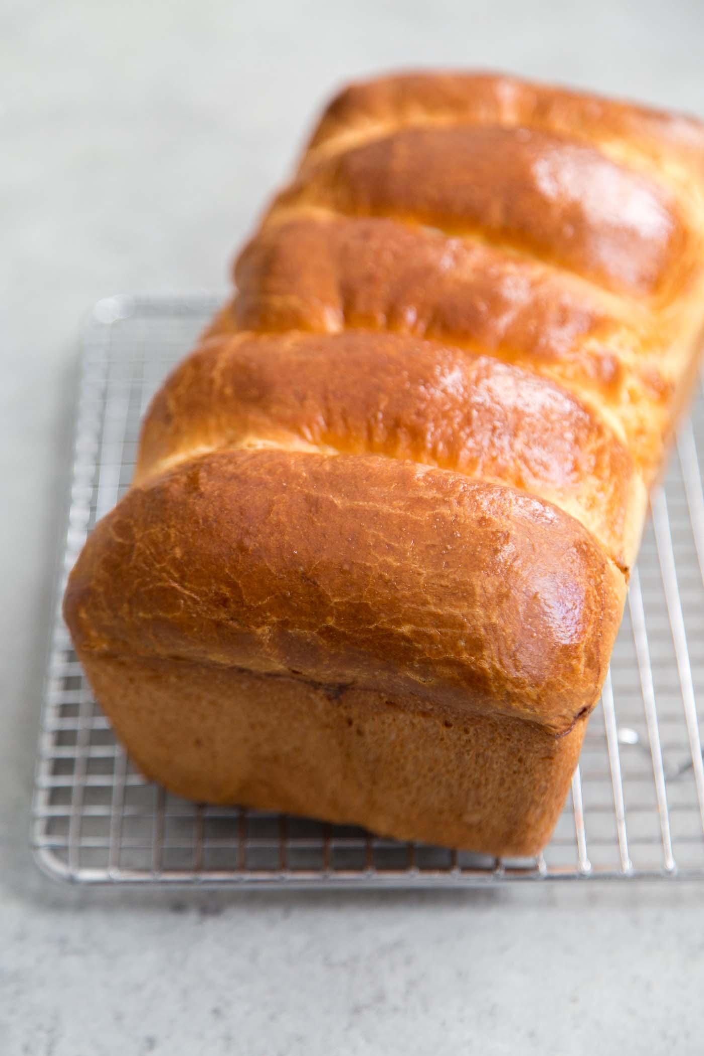 Brioche Bread Loaf