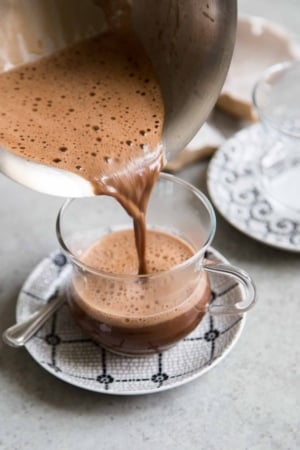 Tsokolate Filipino Hot Chocolate