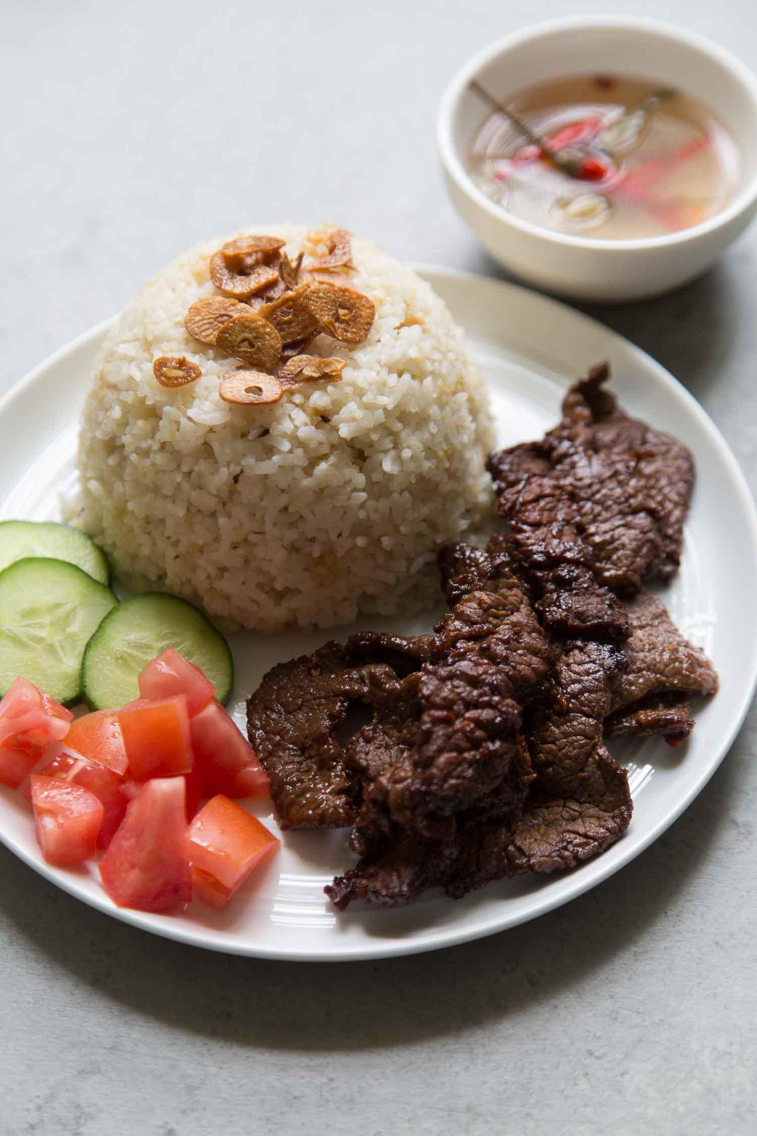 Filipino Beef Tapa