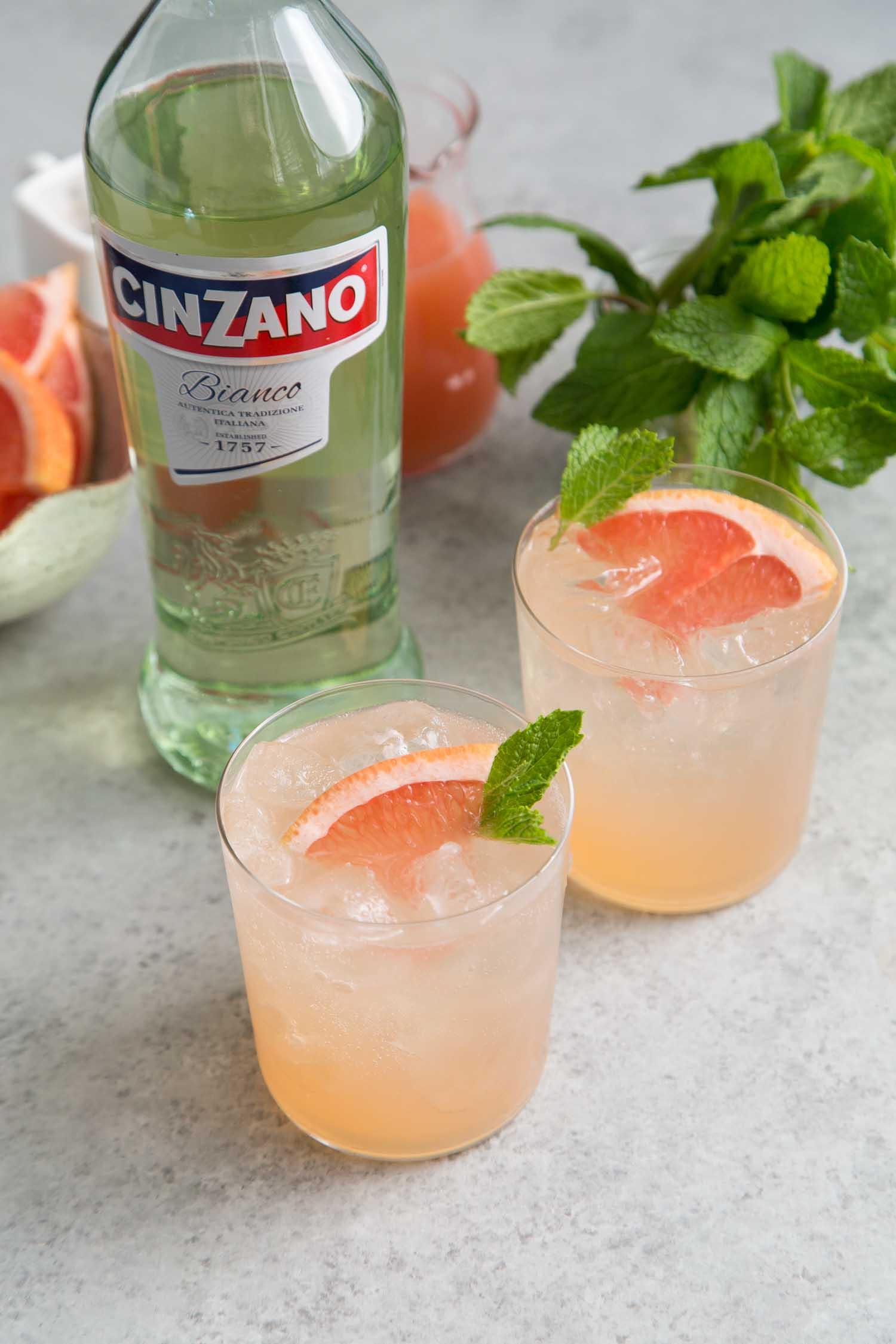 Grapefruit Cinzano