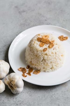 Sinangag Filipino Garlic Fried Rice
