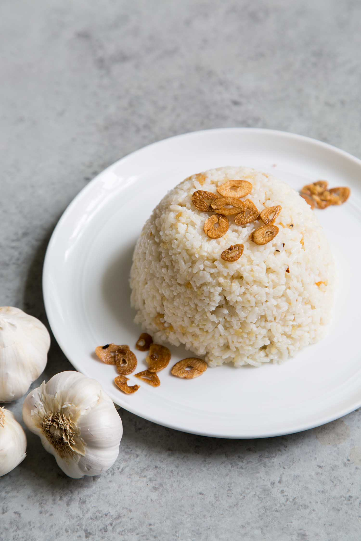 Sinangag Filipino Garlic Fried Rice
