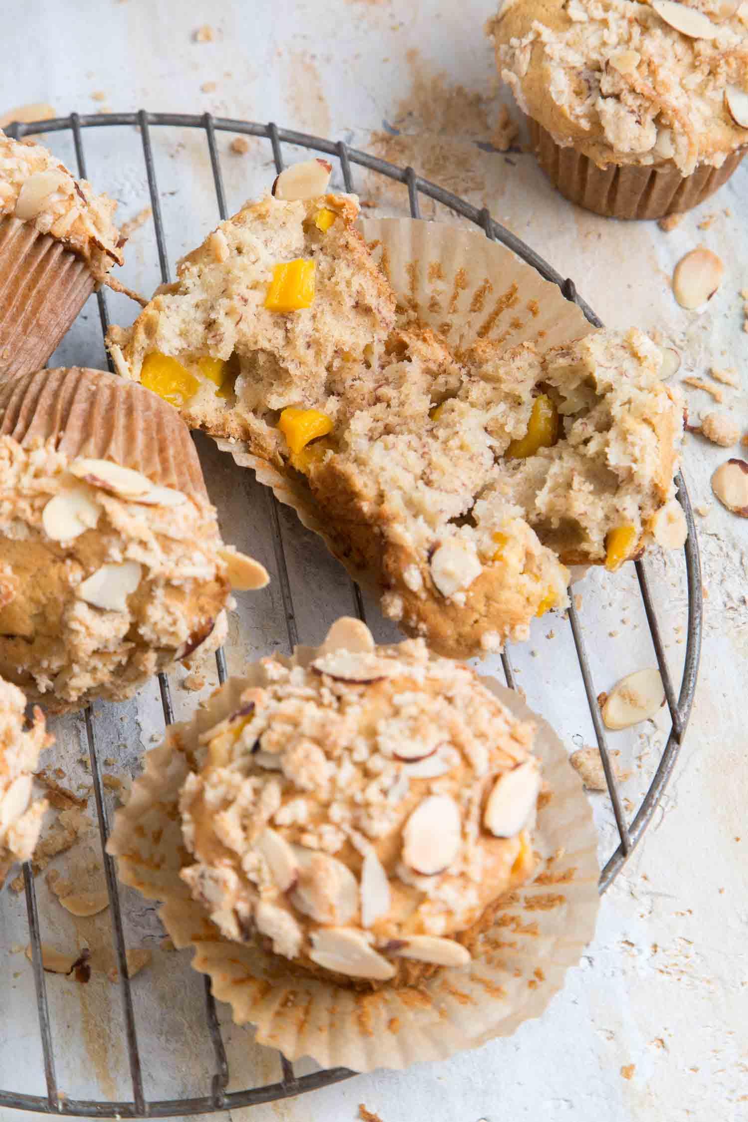 Banana Jackfruit Muffins