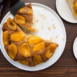 Jackfruit Upside Down Cake Recipe