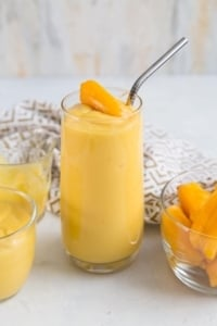 Tropical Jackfruit Smoothie