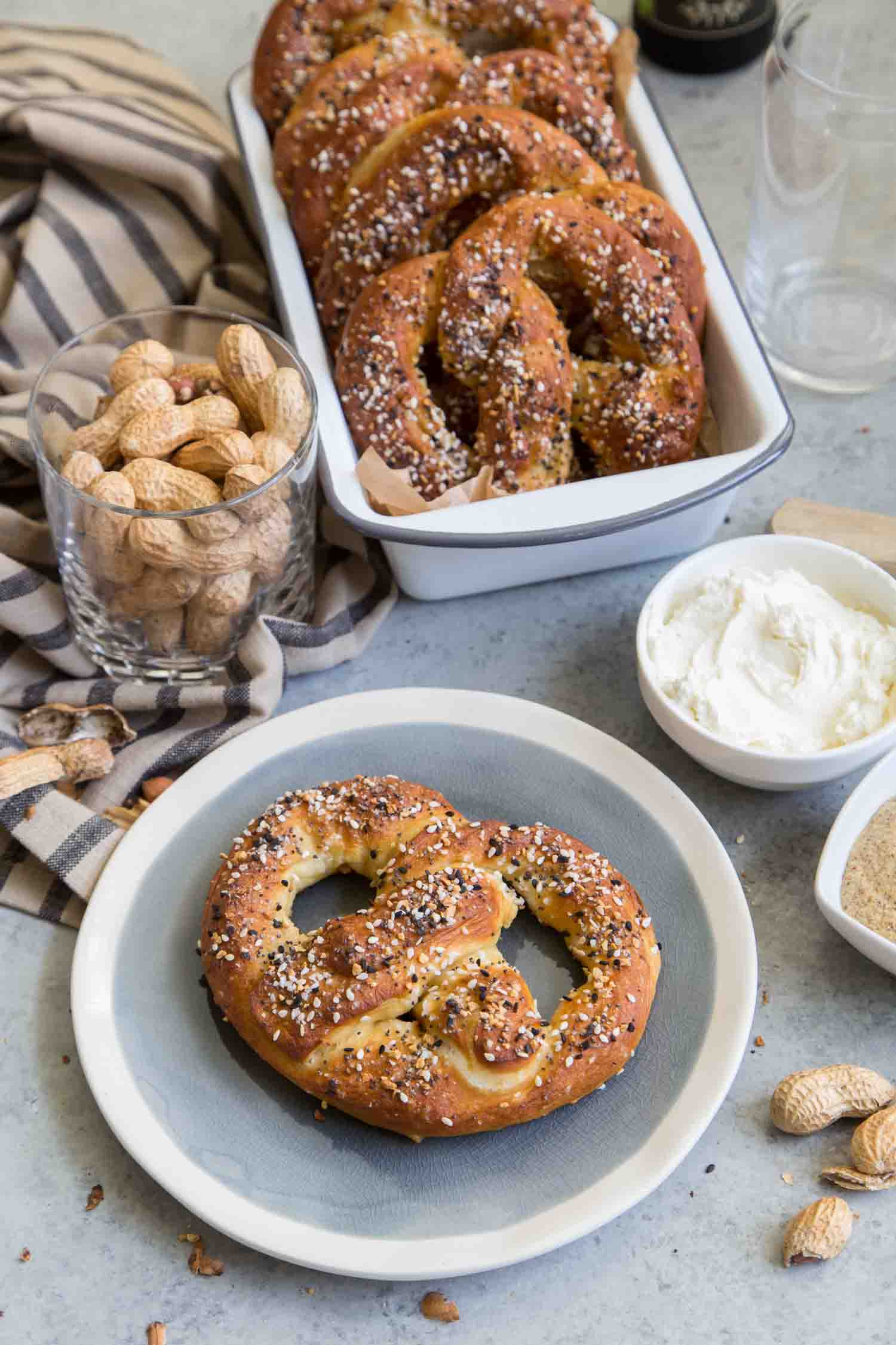 Everything Pretzels