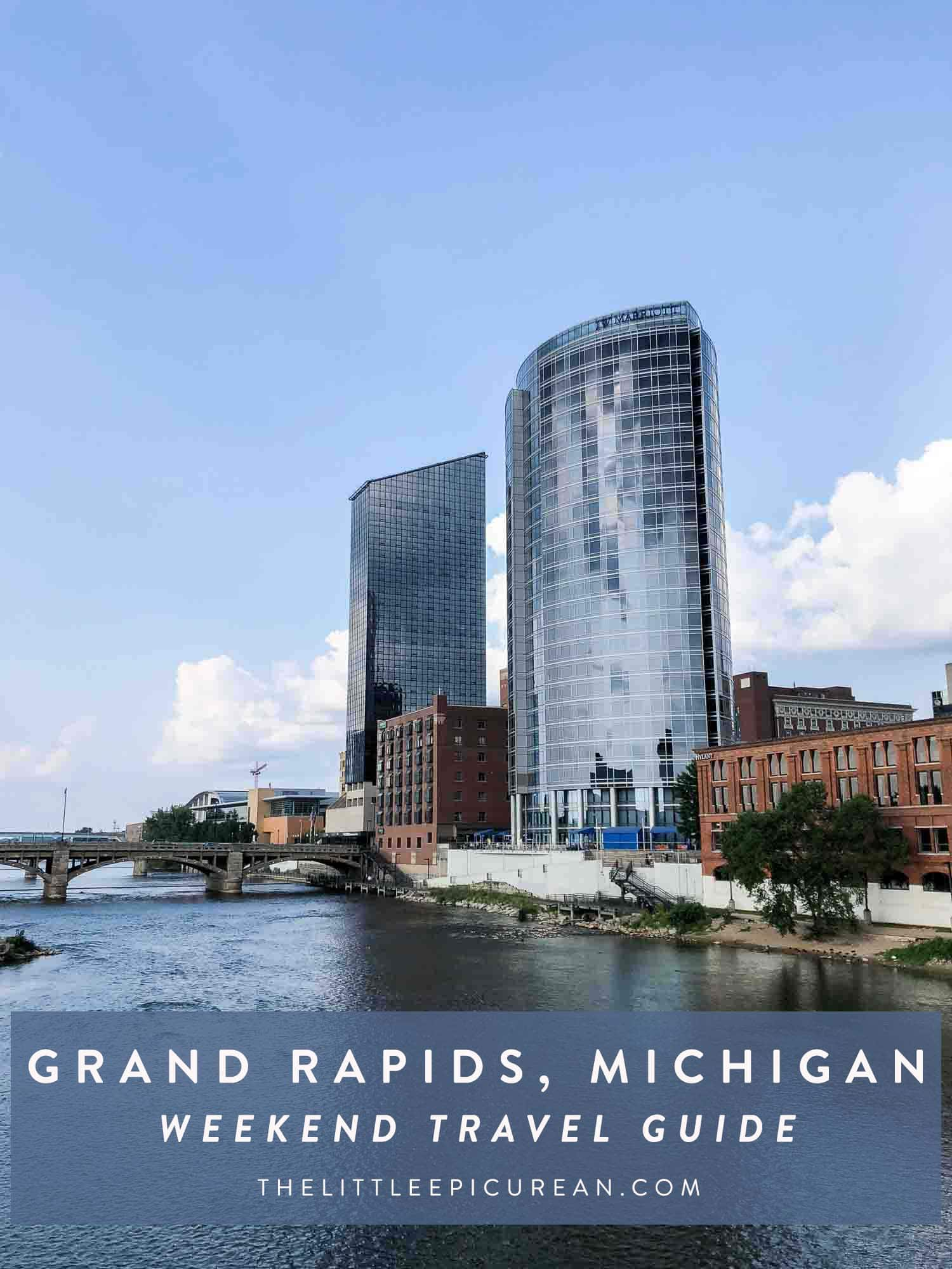 Grand Rapids Weekend Travel Guide