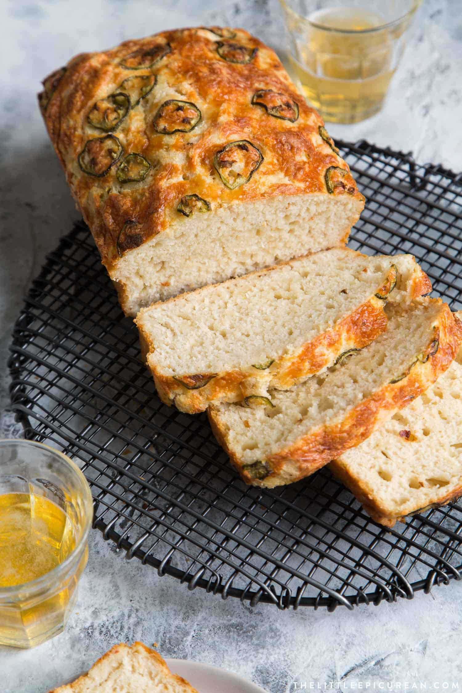 Spicy Beer Bread